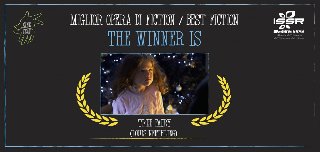 WINNER - best fiction