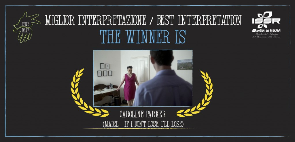 WINNER - best interpretation